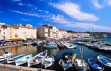 Saint Tropez, Cote d'Azur, France