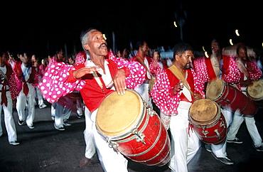 Carnival, Paseo Prado, Havana, Cuba.