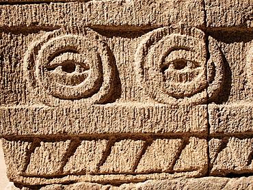 Quetzalpapalotl Palace, Teotihuacan, Mexico