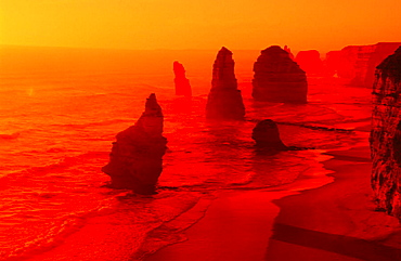 Twelve Apostles, Port Campbell National Park, Australia