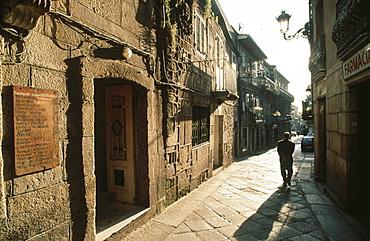 Berbes quarter, Vigo, Pontevedra province, Galicia, Spain