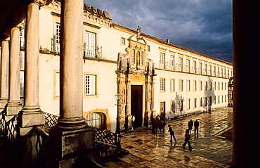 The University of Coimbra is one of the oldest universities in Europe, Coimbra city, Center region, Portugal