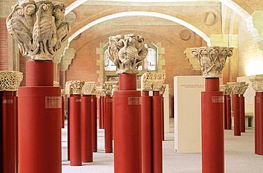 The Augustins museum, musee des Beaux-arts, City of Toulouse, Haute-Garonne department, Midi Pyrenees region, France