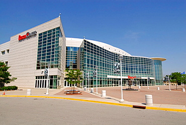 Resch Center and Green Bay Packer, Football Hall of Fame, Wisconsin, USA