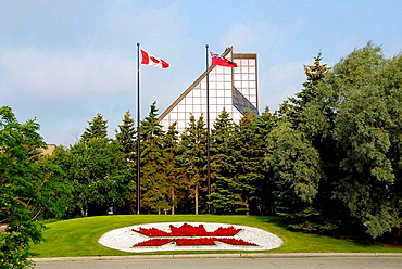 Royal Canadian Mint in Winnipeg Manitoba Canada designed by Etienne_Joseph Gaboury Currency Money Government Legal Tender