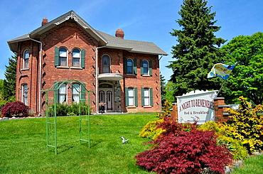 Lexington Michigan tourist destination bed and breakfast