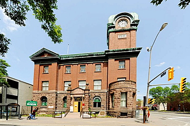 Sault Ste Marie Ontario Canada Museum and former Internment Camp