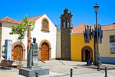 Church and former convent of Santo Domingo de Guzman, San Cristobal de la Laguna, Tenerife, Canary Islands, Spain