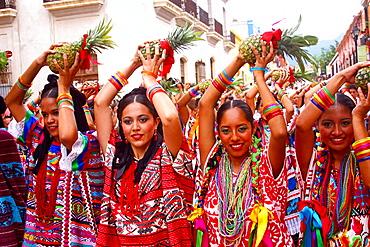 Festival, Oaxaca, Mexico - 817-153941