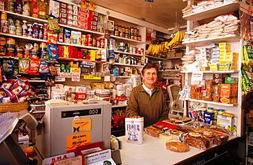 ORegans store, Ballydehob, Co, Cork, Ireland