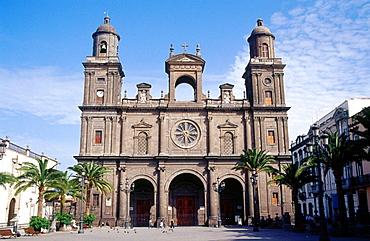 Cathedral, Las Palmas de Gran Canaria, Spain