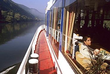 Germany - Cruise down the Rhine river on board of Rhine Emerald boat