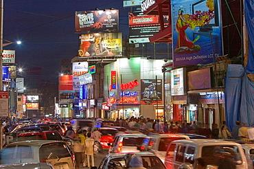 India, Bengaluru (Bangalore), Brigade road