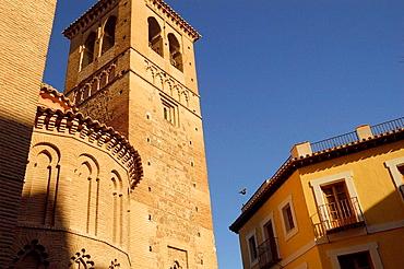 Convento de Santo Domingo El Antiguo, Plaza de Santo Domingo, Toledo, Castilla-La Mancha, Espana