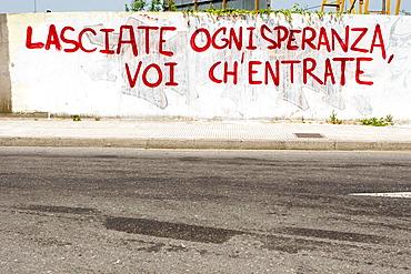 Dante's Inferno.