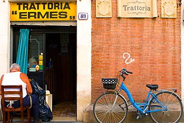 Trattoria Ermes, Modena, Italy.