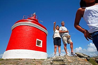 Cabo de Home, Rias Baixas, Vigo, Pontevedra, Galicia.