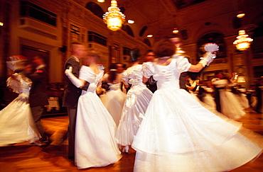 Ball, Vienna, Austria