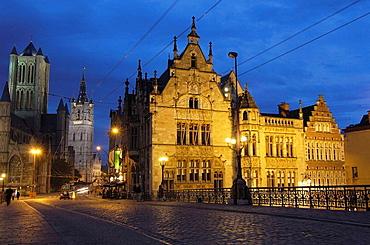 Cathedral of Saint Bavon, Ghent, Belgium