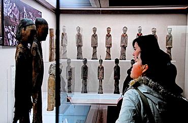 Museum, Hunan, Changsha region, China.