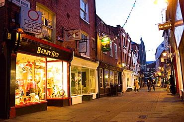 Church Street, Hereford,Herefordshire,England,United Kingdom