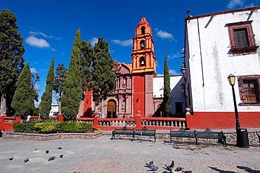 Oratorio de San Felipe Neri San Miguel de Allende Guanajuato Mexico