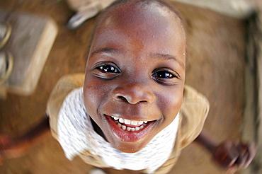 Girl, Maputo, Mozambique