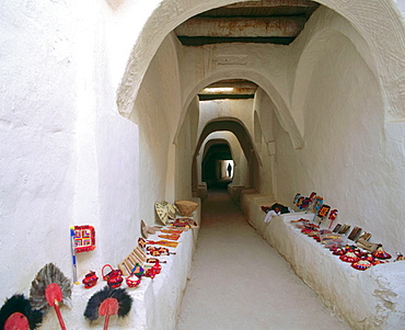 Old city, Ghadames, Lybia