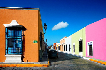 Colonial Campeche City (W.H.), Mexico - 817-19138