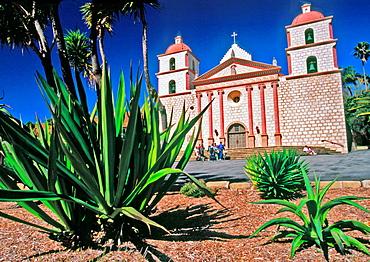 Mission Santa Barbara, California, USA