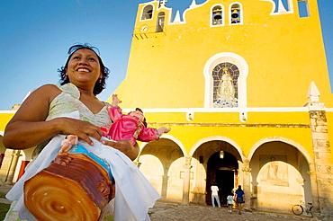 Convento San Antonio de Padua SXVI,Izamal,Mexico