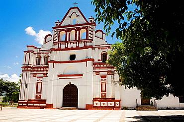 Church of Santo Domingo de Guzman (16th century), Chiapa de Corzo, Chiapas, Mexico