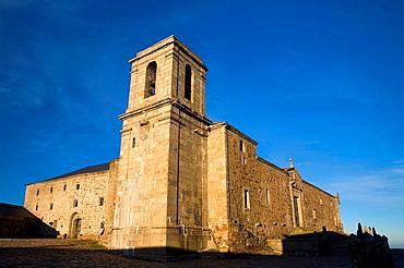 Monasterio de la Pena de Francia, Las Batuecas-Sierra de Francia Natural Park,El Cabaco, Salamanca,Castilla-leon,Spain