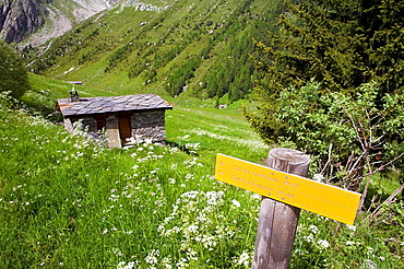 Vanoise Natural Park, French Alps, France