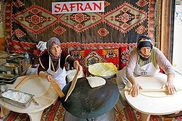 Bakery near Grand Bazaar, Istanbul, Turkey
