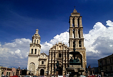 Saltillo, Coahuila, Mexico.