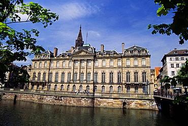 Palais Rohan (Rohan Palace), Strasbourg, Alsace, France