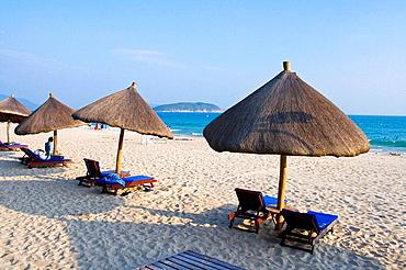 Yalong Bay resort area, Sanya, Hainan Island, China