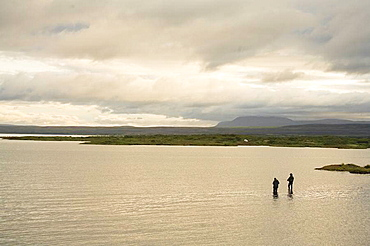 Thingvallavatn Lake Iceland Largest, Thingvellir, Iceland
