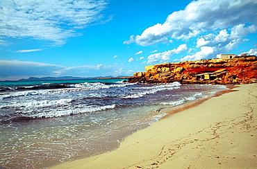 Cala Saona Formentera island Balearic Islands Spain