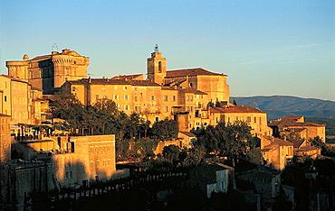 Gordes, Vaucluse, Provence-Alpes-Cote dAzur, France