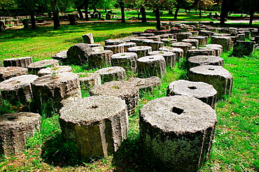 Olympia, site of the ancient Olympic Games, Greece