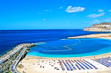 Spain, Canary Islands, Grand Canary Island, Puerto Rico, beach