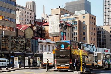 Indira Ghandi Platz in Johannesburg, Provinz Gauteng, Sudafrika, Afrika,Indira Ghandi Square, Johannesburg, Province Gauteng, South Africa, Africa