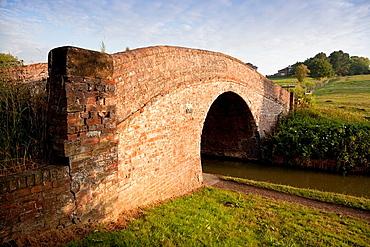 England Northamptonshire Braunston Grand Union Canal and Bridge No  1