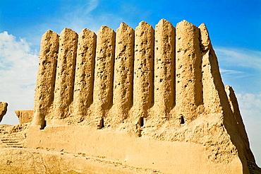 Great Kiz Kala in ancient Merv, Mary, Turkmenistan