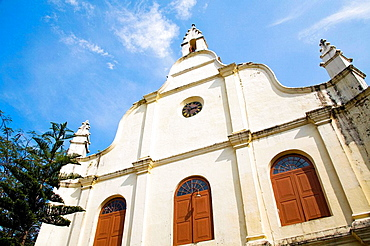 Saint Francis Church, Fort Cochin, Cochin, Kerala, India