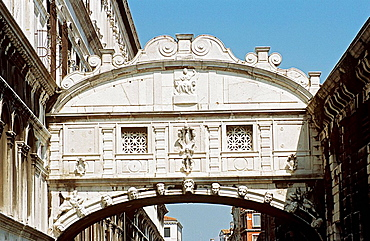 Bridge of Sighs, Ponte Dei Sospiri, Venice, Italy