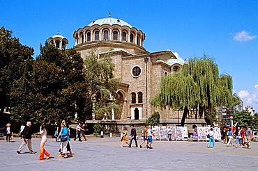 Sveta Nedelya Church, Sofia, Bulgaria