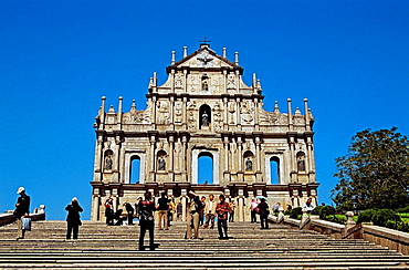 Saint Pauls Church, Macau, China